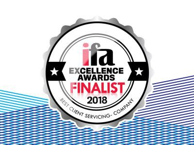 Elston Finalists at IFA Excellence Awards