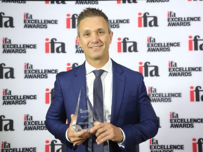 Financial Award Winner Advises Keeping An Eye On Your Super